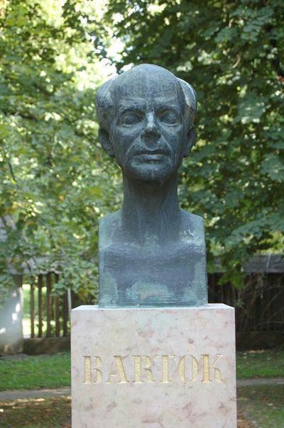 Gyula, Bartók Béla szobra