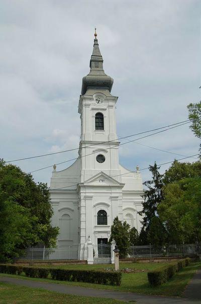 Mezőberény, Szlovák evangélikus templom