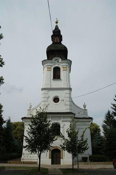 Mezőberény, Német evangélikus templom