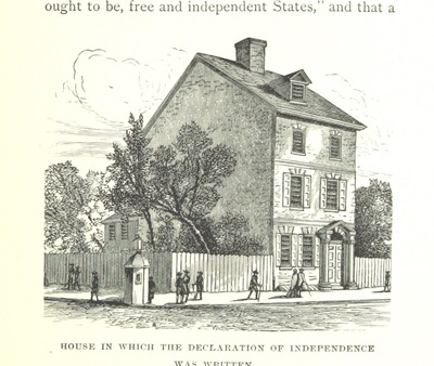 Declaration House from