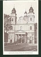 Katedra Chełmska w odbudowie