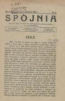 Spójnia, Rok VIII, 1924 r.