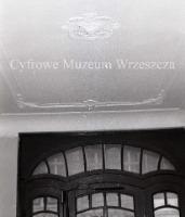 Gdańsk Wrzeszcz, ul. Bohaterów Getta Warszawskiego 4 detal sztukaterii