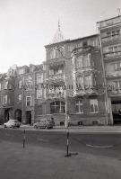 Gdańsk Wrzeszcz, ul. Do Studzienki 3. Fasada kamienicy