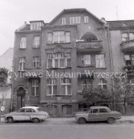 Gdańsk Wrzeszc, ul. Bohaterów Getta Warszawskiego 16 fasada