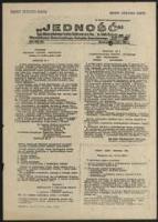 Jedność. Organ MKS Stoczni Adolfa Warskiego, nr 51 (69)