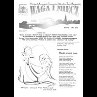 Waga i Miecz : miesięcznik Samorządu i Towarzystwa Miłośników Ziemi Strzyżowskiej. 1997, [R. 7], nr 3 (marzec)