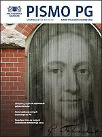 Pismo PG : Forum Społeczności Akademickiej, 2013, R. 21, Nr 8 (Listopad)