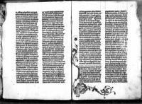 Biblia latina, pars I: Genesis - Iob