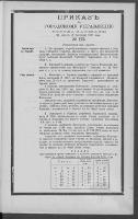 Prikazʺ po Gorodskomu Upravleniû Goroda Varšavy. 1899 nr 175 (28 VIII [9 IX])
