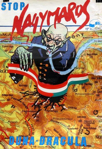 Stop Nagymaros (plakát)