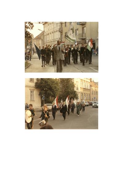 Önkormányzati választások, Sopron, 1990