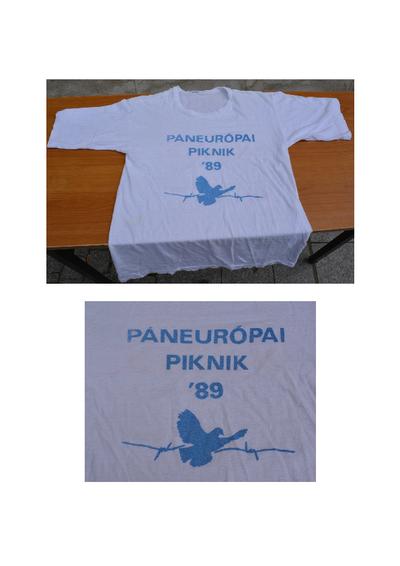 Póló a Páneurópai Piknikről