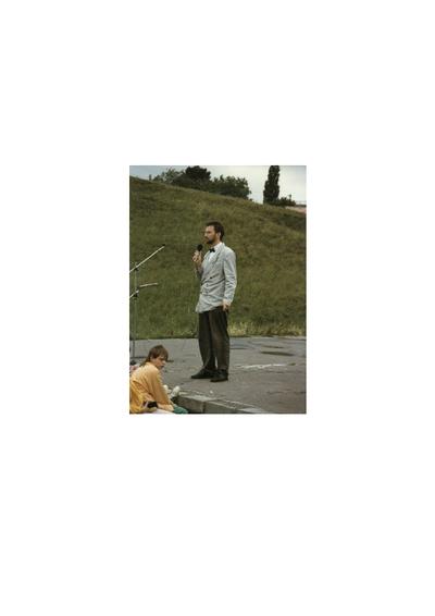 Önkormányzati választási kampány (1990, Sopron)