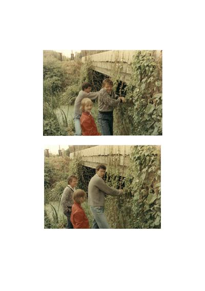 Fotók a vasfüggöny családi bontásáról