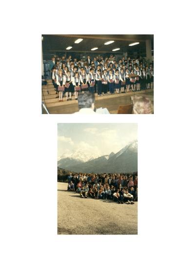 Fotók a Kapuvár Városi Gyermekkar németországi fellépéséről