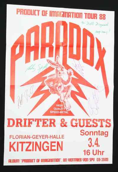 Plakát (Paradox)