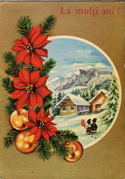 Sărbători de iarnă 1985-1988