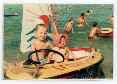 În vacanță la mare
