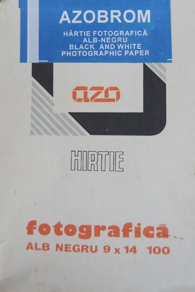 Hârtia fotografică