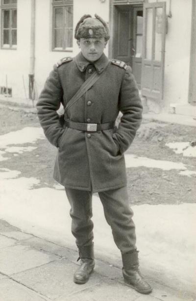 Fotografii din armată