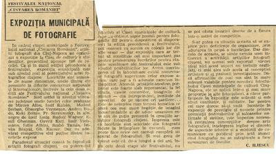 Articole din ziarul Făclia