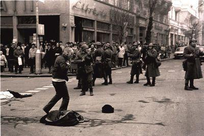 Fotografii de la Revoluția din decembrie 1989, Cluj-Napoca