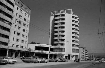 Cartierul Mărăști în perioada comunistă