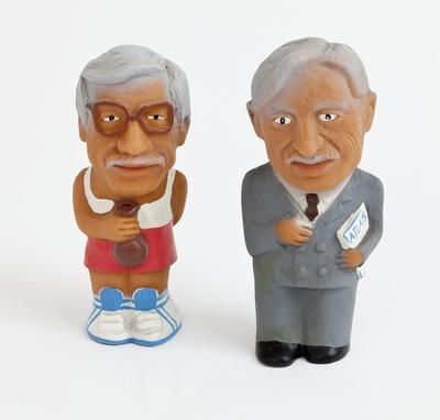 Figurky - gumáci
