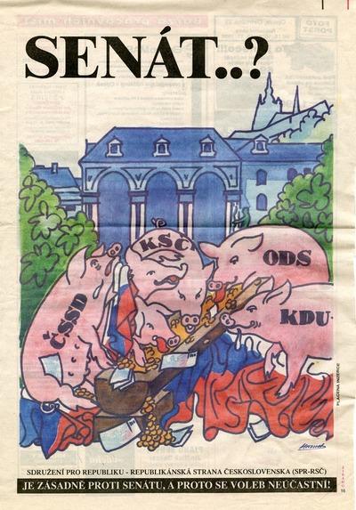 Tiskoviny k roku 1989