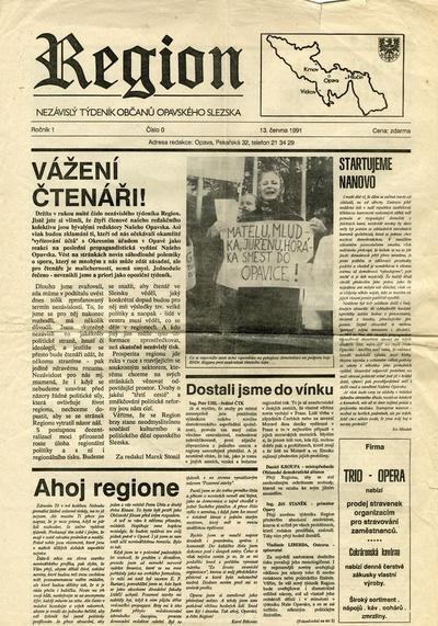 Časopis Region