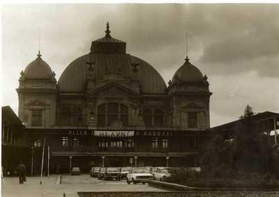 Fotografie z Plzně z listopadu a prosince 1989
