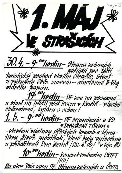 Soubor dokumentů z období po roce 1989