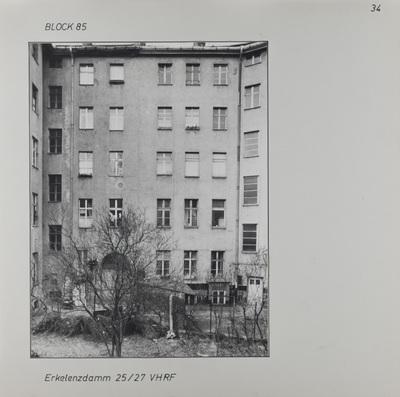 Fotografie: Erkelenzdamm 25-27, um 1981