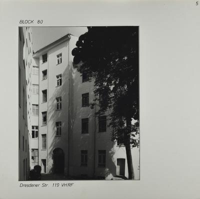 Fotografie: Dresdener Str. 119