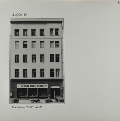 Fotografie: Dresdener Str. 121