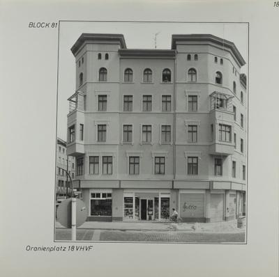 Fotografie: Oranienplatz 18