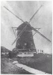 Molen van de polder Spangen, z.j. [19de eeuw]