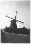 De Prinsenmolen van de polder Berg en Broek, 30 augustus 1972