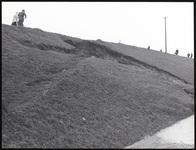 Dijkverzakking bij Moordrecht, 1 februari 1953