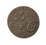 Penning opheffing Polder Nieuwkoop , 1979