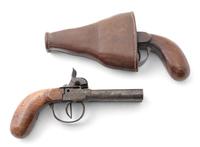 Pistolen, 19e eeuw