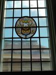 Glas-in-loodraam , 17e eeuw