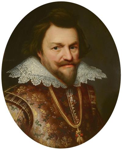 Portret van Philips Willem (1554-1618), prins van Oranje
