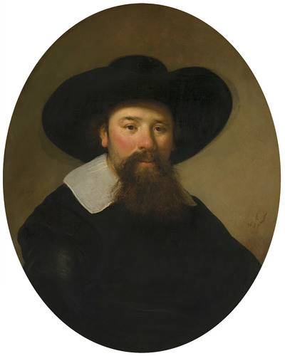 Portret van een 44-jarige man
