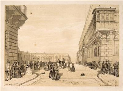 The Palace, Valletta
