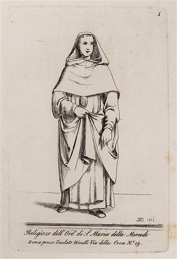 Religioso dell Ordine di Santa Maria della Mercede
