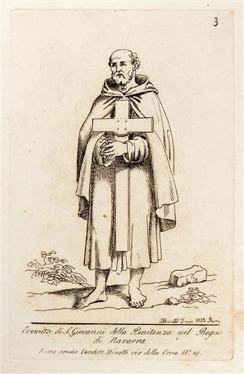 Eremita di San Giovanni della Penitenza nel Regno di Navarra