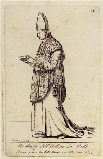 Cardinale dell' Ordine dei Preti