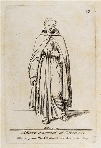 Minore Osservante di San Francesco